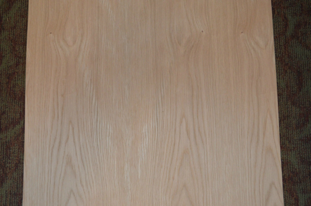 White Oak Flat Cut Veneer