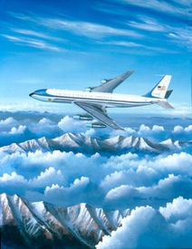 Air Force One 707