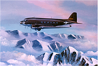 C-47 Mountain Hop
