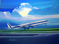 Eastern Airlines DC-8-61