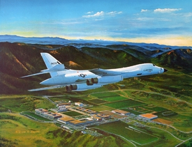 "USAFA 1979 ""Above & Beyond"" Official Class Print"