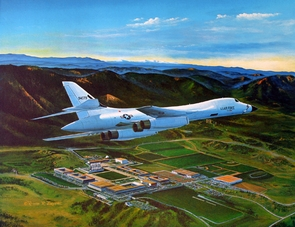 "USAFA 1979 Official Class Print ""Above & Beyond"""