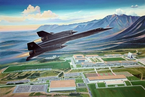 "USAFA 1989 ""She's so Fine"" Canvas & Limited Edition Prints"
