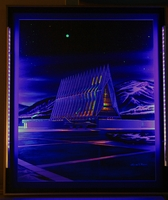 USAFA 2015 Starlite Editions: Original Derivative Painting: DEPOSIT