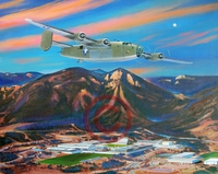 USAFA 2018 Official Class Painting: Canvas Editions: Final Pricing to Graduation!!!