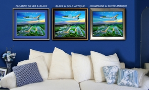 USAFA 2017 CANVAS FRAMED EDITIONS: