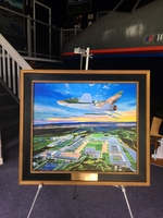 USAFA 2017 Gift Edition 12x16 Custom Framed: