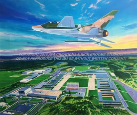 "USAFA 2017 Official Class Painting: ""A New Day"": Last Chance!"