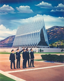 USAFA Legacy, Heritage, & Commemorative Editions