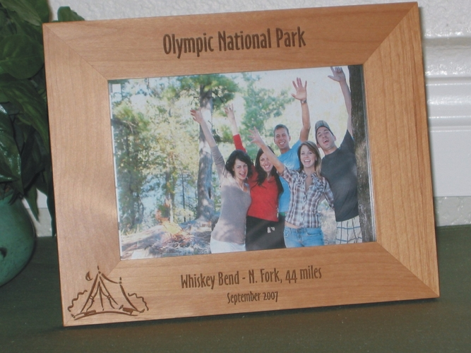 Adventure Photo Frames