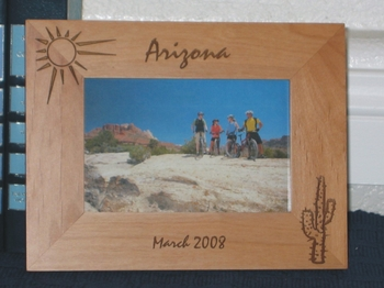 Arizona Picture Frames & Souvenirs