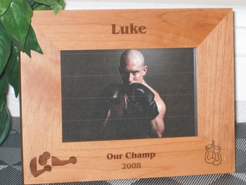 Boxing Picture Frames