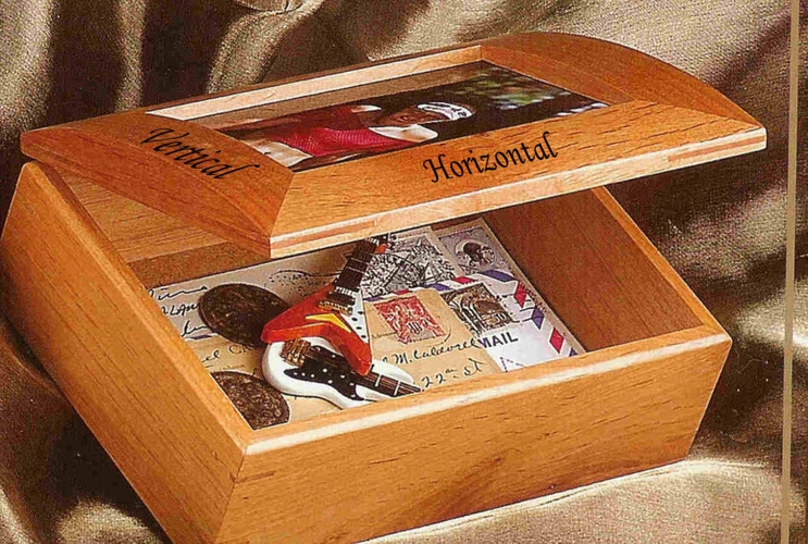 Create Your Own Keepsake Photo Box