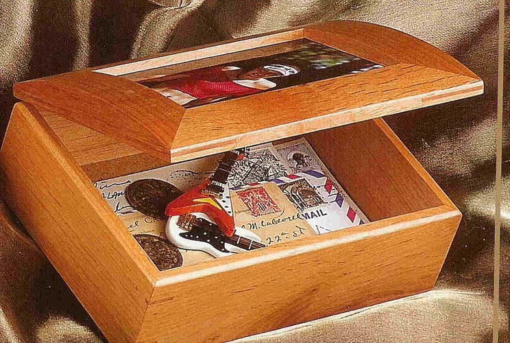 Create Your Own Photo Box