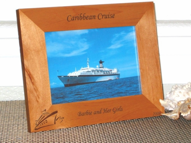 Cruise Ship Picture Frames