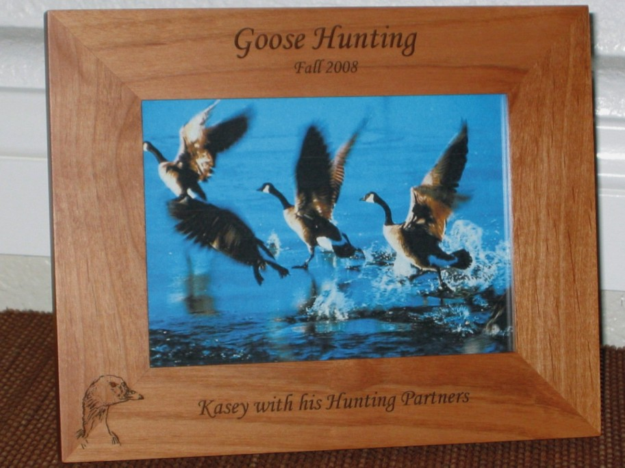Contemporary Hunting Themed Picture Frames Pictures - Ideas de ...
