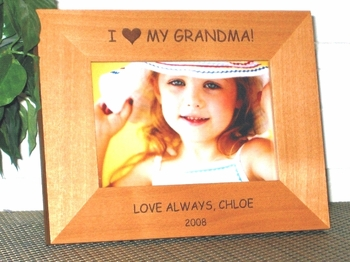 I Love You & Family Frames