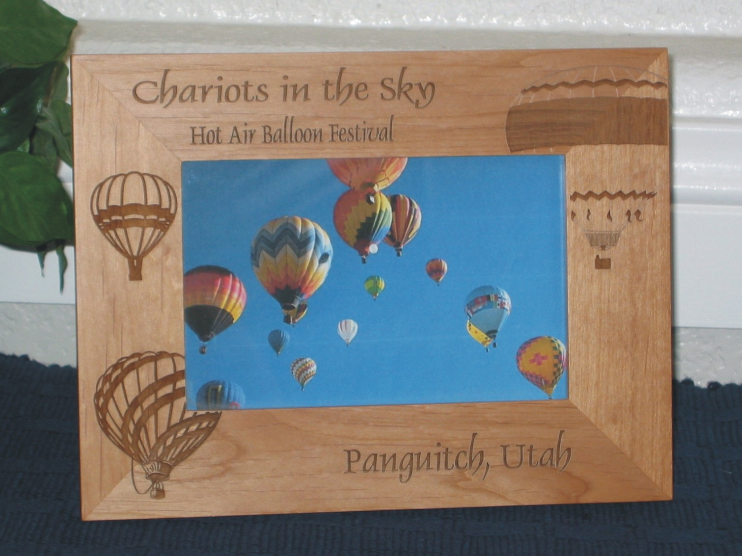 Hot Air Balloon Picture Frame Picture Frame Ideas