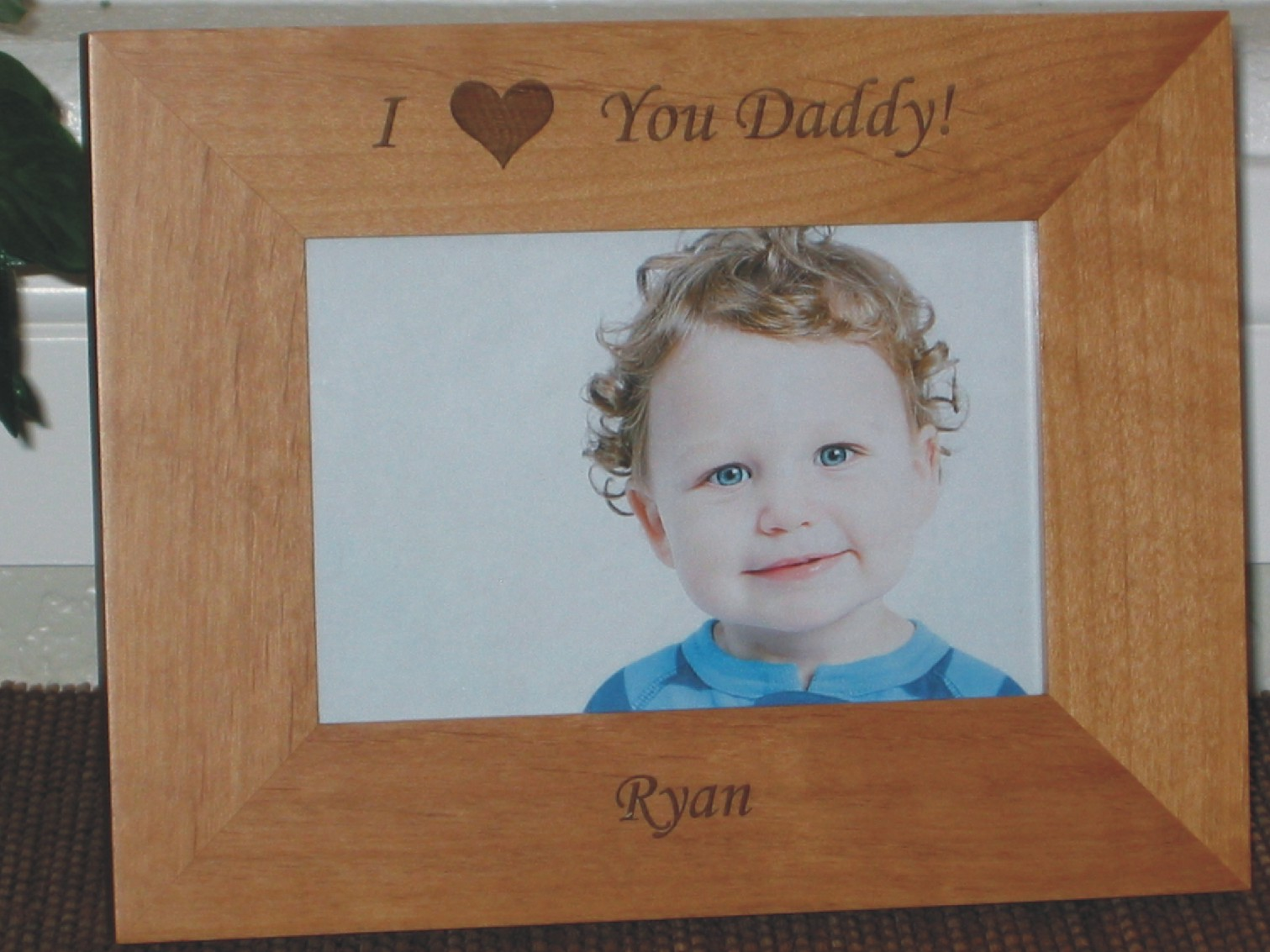 I Love My Daddy Picture Frame Picture Frame Ideas