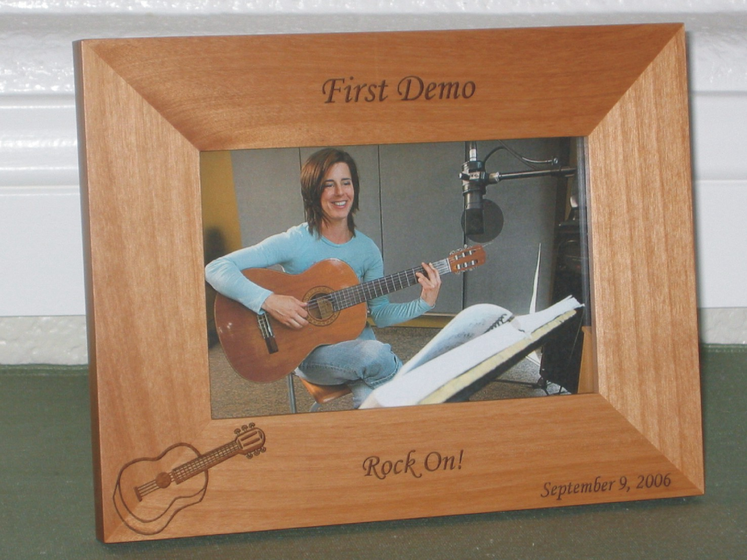 Music picture frames personalized music frames music frames jeuxipadfo Gallery
