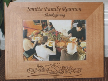 Thanksgiving Picture Frames