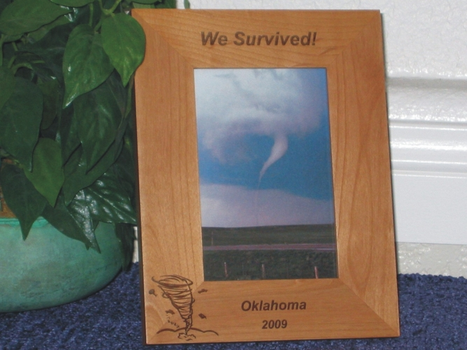 Weather - Seasons Picture Frames