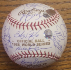 1986 World Series Mets