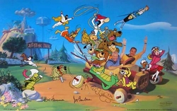 40 Years of Hanna Barbera