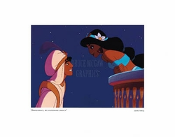 Aladdin & Jasmine Goodnight