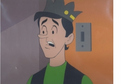 Archie Production Cel #2 Jughead