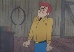 Archie Production Cel #6