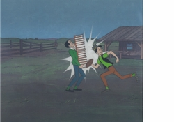 Archie Production Cel #8