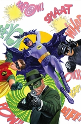 Batman 66' with the Green Hornet