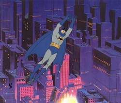 Batman Jumping  LE 1/1