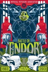 Battle of Endor Variant