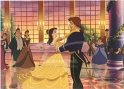 Beauty and The Beast  Happy Ending- SOLD OUT
