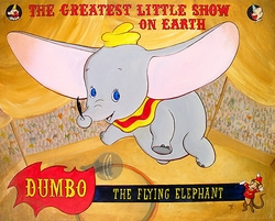 Big Top Dumbo