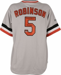 Brooks Robinson<br> Autographed jersey