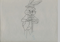 Bugs Bunny Prod Drawing #4 - Production Drawings