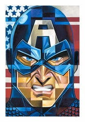 Captain America <br> NEW RELASE