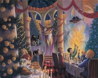 Christmas in the Great Hall - Warner Bros. By Clampett Studios