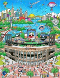 Citifield: The New Home <br>of the Amazin' Mets