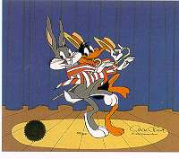 Curtain Call - Daffy Duck