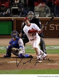 David Freese WS Photograph