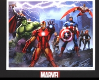 MARVEL FINE ART Program