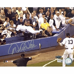 Derek Jeter 2004 <br>Dive Signed Photo