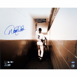 Derek Jeter <br>Signed Tunnel Photo