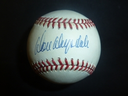 Don Drysdale Signed Baseball