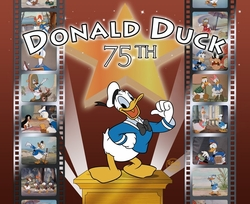 DONALD DUCK'S 75th Anniversary
