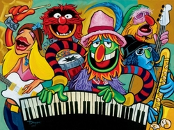 Electric Mayhem Band